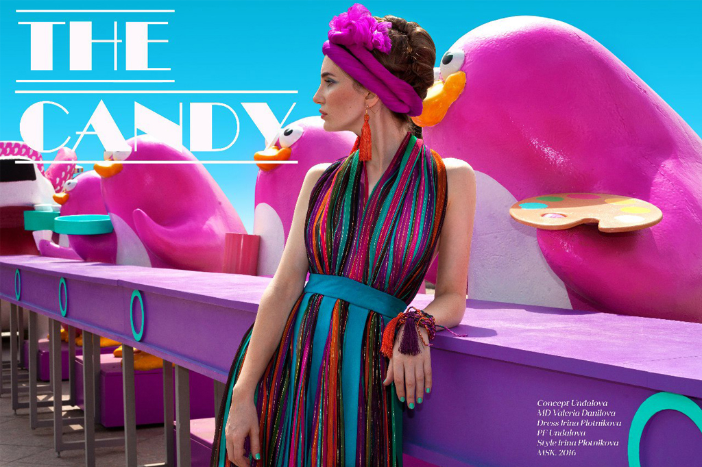 «THE CANDY»